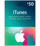App Store & iTunes $50 Gift Card - $41.99 (16% off RRP) @ Costco (Membership Required)