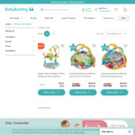 50% off Select Playgyms + $9 Delivery ($0 C&C) @ Baby Bunting