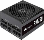 Corsair RM750 750W 80+ Gold Certified Fully Modular Power Supply $153.71 Delivered @ Amazon AU