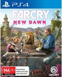 [PS4] Far Cry New Dawn for $5 + $1.99 Delivery ($0 C&C/ in-Store) @ JB Hi-Fi