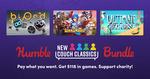 [PC] Steam - Humble New Couch Classics Bundle (incl. Door Kickers Action Squad etc.) - $1.31/$10.33 (BTA)/$13.15 - Humble Bundle