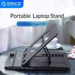 ORICO Laptop Stand USB-C Hub (1x HDMI, 2x USB 3.0, USB-PD Passthrough) US$19.91 (~A$25.74) Delivered @ Orico Official AliExpress