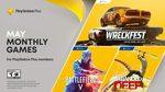 [PS4, PS5] PlayStation Plus Games for May: Battlefield V, Stranded Deep, Wreckfest: Drive Hard. Die Last. @ PlayStation