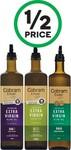 ½ Price Cobram Olive Oil 750ml $9, Poppin Popcorn 400g $2.77, Marathon Spring Rolls 640g $3.25 @ Woolworths
