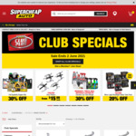 ToolPRO Gear Pullers, 60% off + Delivery (Free C&C) @ Supercheap Auto (Club Membership Required)