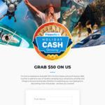 $50 off $250+ Spend @ Travello