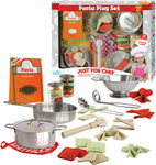 30% off 32 Pieces Stainless Steel Pasta Play Set $25.20 + $9.40 Shipping @ Multi Toys