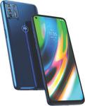 Motorola Moto G9 Plus 128GB (Navy Blue) $260 @ The Good Guys