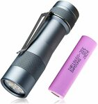 EDC Flashlight Torch - Lumintop FW3A Super Bright 2800LM with 3 Cree XPL LED $58.64 Delivered @ LUMINTOP Store via Amazon AU