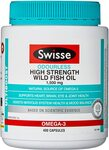 Swisse Wild Fish Oil 400 Capsules $17.99 (Back Order) + Delivery ($0 with Prime/ $39 Spend) @ Amazon AU