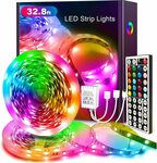JORAGO 10M 300 LED Strips (SAA Certified) $24.99 (was $39.99) + Delivery ($0 with Prime/ $39 Spend) @ Jorago via Amazon AU