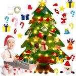 Felt DIY Christmas Tree for Kids $19.95 Delivered @ Health Carer