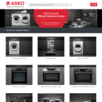 [VIC, NSW, Seconds] $900 off 10kg Washing Machines, $800 off 10kg Washing Machines, up to $1000 off Dishwashers Delivered @ ASKO