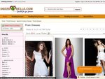 2012 Prom Dresses +15% off + Free Shipping - Dress4belle.com