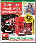 Woolworths - 24 can Coca-cola for $9.99 only!!