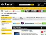 Dick Smith 10% off Apple Computers Plus an Additional 5% off on Clearance Models