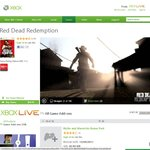 Rockstar Sale on Xbox Live 50% off Games and Addons - RDR Undead Nightmare 800 MS Points
