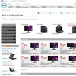 "Dell 30% Deals, Alienware Mouse $55, Ultrasharp 30"" LCD $1189, 1TB Portable USB3 $97, Delivered"
