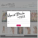 Up to 85% Off in all Beachwear/ Summer clothing/ Swimwear  from Maria Bonita by PHAX