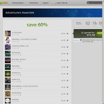 Assorted Adventures, 60% off, All DRM-FREE, GOG Weekend Sale