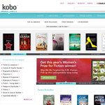Kobo E-Books 20-35% off