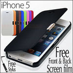 iPhone 5 Cases For $1 Galaxy Note 2 Real Leather Case For $2.99 Free Delivery Limited of 1 Each
