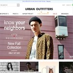 Urban Outfitters - 50% off All Sale Items