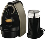 NESPRESSO BEC100XE Breville Essenza with frother $99 after cashback at Good Guys