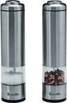 The Good Guys Breville Salt and Pepper Mills ($25) 50% off RRP$49.95 + $2 Delivery