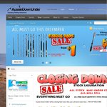 Camping | Fishing | Adventure - Closing Down Sale - Fishing Rods from $1, Tents $9, Mugs 50c
