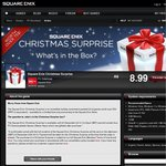 PC Games - Square Enix Christmas Surprise - $8.99
