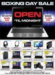 "MLN Boxing Day Sale: Sennheiser HD 418 $19, HD 438 $33, Samsung 24"" S24C300HL Full HD $171 +More"