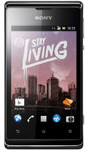 Sony BOOST Xperia E Pre Paid Black or White @ DJ for $59 + Free Shipping
