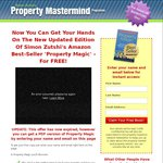 $0 eBook: Property Magic (The No.1 Property Best Seller on Amazon) Save $5.79