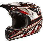 Fox V4 Race Helmet for $260 (Color = Black/Red) - Price Includes Postage @ Motorcycle Superstore