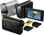 Sony Action Cam AS30V with LCD Mount $244 (Free Pickup, $5 Delivery) @ The Good Guys