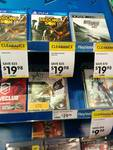 Knack, Killzone Shadowfall & BF4 for PS4 - $19.98 each @ DSE in-store