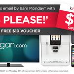 Complimentary $10 Kogan.com Voucher