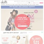 Dotti 30% off Sale Site-Wide - Free Shipping