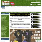 Marketsports Online Sale 10% off $100- $199.99 and 15% off $200+