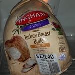 Ingham Frozen Turkey Breast Buffe 50% off @Tasman Meats [Oakleigh, VIC]