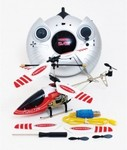 Mico Twister Pro Hobby Grade RC Helicopter $22.49 - Dick Smith