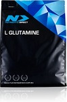 30% off L Glutamine 250g Varieties, $12 Capped Shipping @ Nutrients Direct