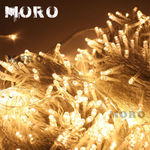 Warm White/Cool White 100M 500LEDs Fairy String Lights $36 by Coupon + Shipping @DIYOz