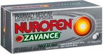 Nurofen Zavance 72 Tablets - $12.95 (50% off) ($7.95 Shipping, $0 for Orders > $35) @ SuperPharmacy.com.au