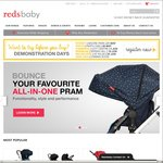 Redsbaby Stroller Voucher - $100 off
