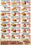 Hungry Jacks Vouchers (Expiry 8th of August 2016)