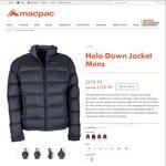 Macpac Halo Down Jacket - $129.99 RRP $279.95