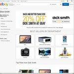 20% off Sitewide @ Dick Smith by Kogan eBay
