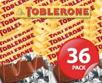 COTD: 36 Pack Toblerone Gift Box! $16.95 + $5.95 Shipping [Soldout]